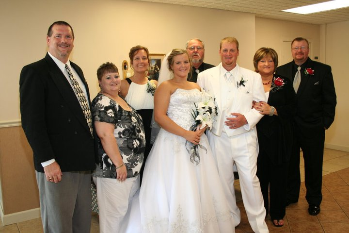Wedding of Cody Ferguson and Sheldon Young